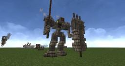 The Stone Golem Minecraft Map & Project