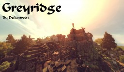 Greyridge (Castle Town) Minecraft Project