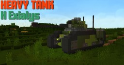Heavy Tank Exialys Minecraft Map & Project