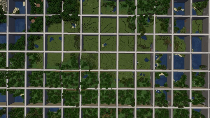 Plotsquared Advanced Plot System Minecraft Mod