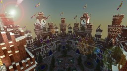 Hub Spawn Minecraft Map & Project