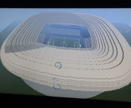 Allianz Arena Football Stadium Minecraft Map & Project