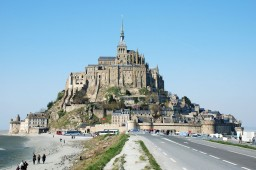 Mont-Saint-Michel Minecraft