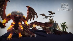 Middle Earth - Creatures Minecraft Map & Project