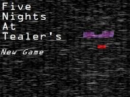 Five Nights at Tealer's Minecraft