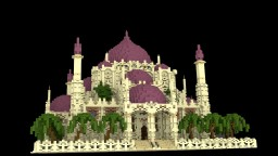 Pink Mosque [DOWNLOAD] Minecraft Map & Project