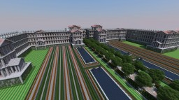 Aradock Royal Palace - With Video + Download Minecraft Map & Project
