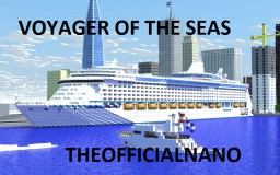 Voyager of the Seas Minecraft