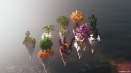 Islands Of Inspiration Minecraft Map & Project