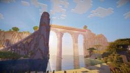 Medieval Bridge Minecraft Project