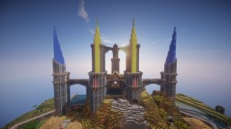 Altrea - Built completely in survival Minecraft Map & Project