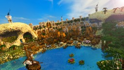 Ndja'lamyah, The Hidden Valley Minecraft Map & Project