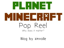 Pop Reel - Why Does It Matter So Much? Minecraft