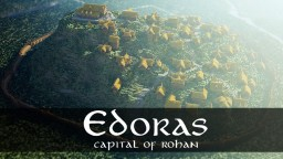 Edoras - Capital of Rohan Minecraft Project