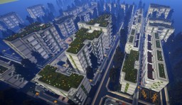 Bahnstadt (inspired by Heidelberg) Minecraft Map & Project