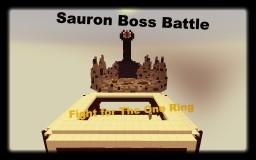 LoTR Sauron Boss Battle