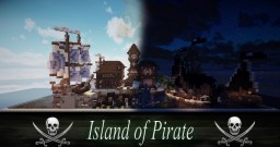 Island of Pirate - Plot [+Download] Minecraft Map & Project