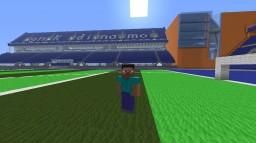 Maksimir Stadion Minecraft Map & Project