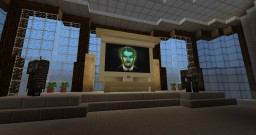 Mr. House from Fallout: New Vegas Minecraft Map & Project