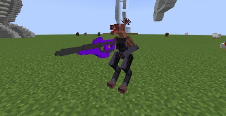 New mob - Jackal Sniper!