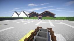 garden centre Minecraft Map & Project
