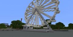Loco Theme Park Minecraft Map & Project