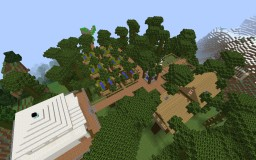 MonkeyVille Minecraft