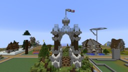 Small Structure Minecraft Map & Project