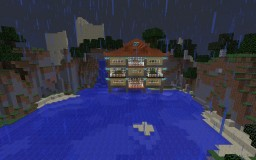 The Japanese Oasis Minecraft