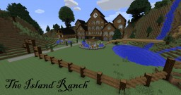 The Island Ranch Minecraft Map & Project