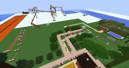 Rollercoaster #4.3 Minecraft Map & Project