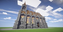 Small Church Minecraft Project