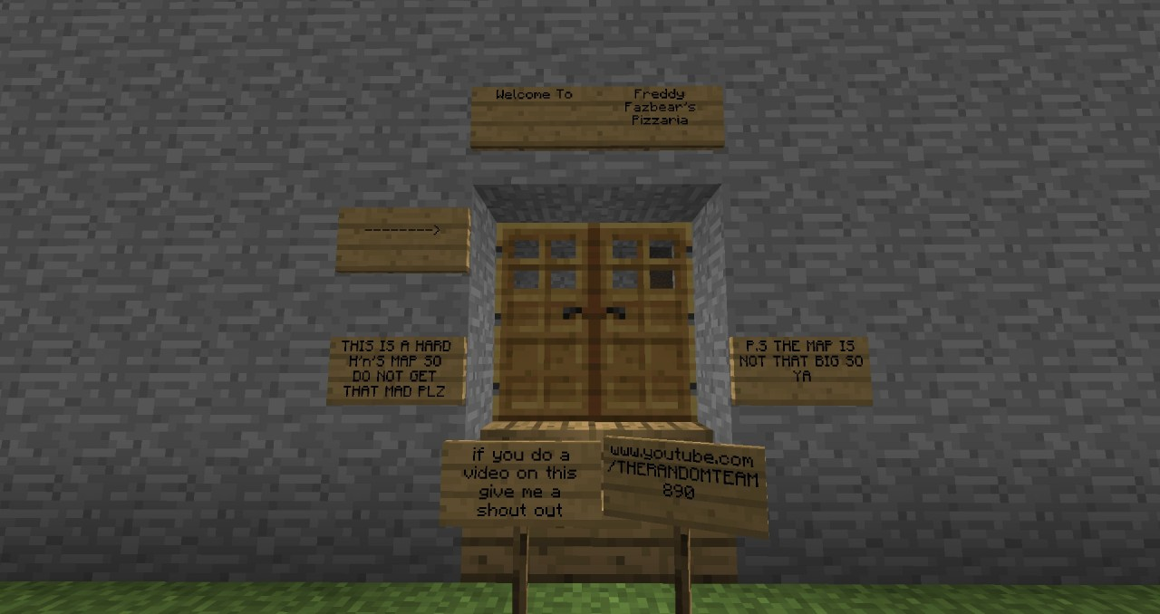 Minecraft map fnaf 1 xbox 360 or one or pc minecraft project minecraft map fnaf 1 xbox 360 or one or pc gumiabroncs Choice Image