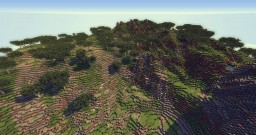 Birch Isles Minecraft Map & Project