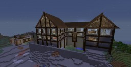 The Medieval Manor Minecraft Map & Project