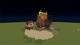 The Mystery Shack in Gravity Falls Minecraft Map & Project