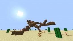 Roller Coaster Minecraft