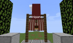 Minigame for my map Minecraft Blog