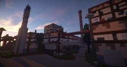 Zavod 311 ~The Battlefield 4 Map~ Minecraft