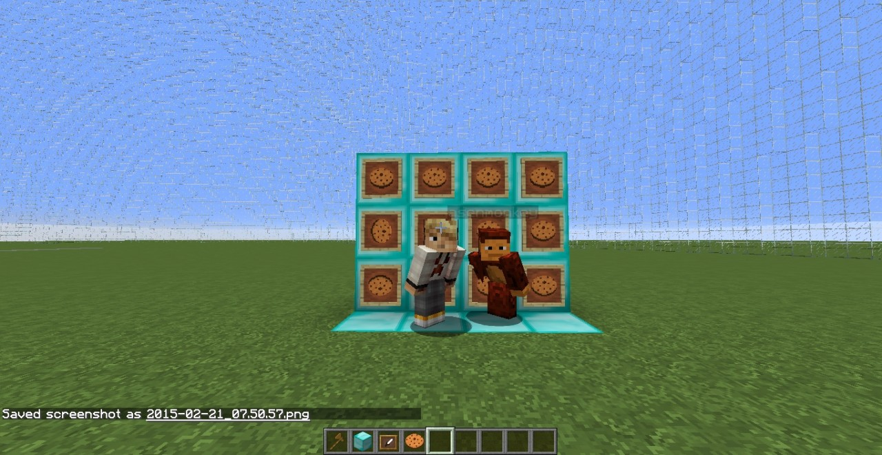 how to connect 2 players on minecraft local host server