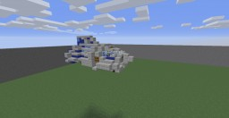 Cerberus MK2 WMD Fighter for movecraft Minecraft Map & Project