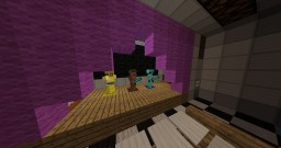 Five Nights At Freddys Play with Friends Minecraft Map & Project