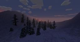 Snowy World Minecraft Map & Project