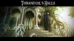The Hobbit - Thranduil's Halls, Mirkwood Minecraft Map & Project