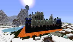 Winter Fortress Minecraft Map & Project