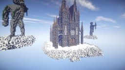 Cathedral of Heaven Minecraft