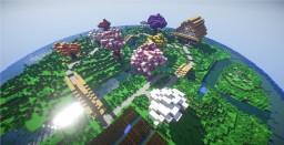 Beautiful Garden Island Minecraft Map & Project