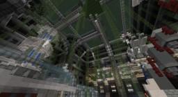 Overgrown lab Minecraft
