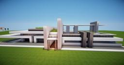 ~Lowline~ | Modern House Minecraft Map & Project
