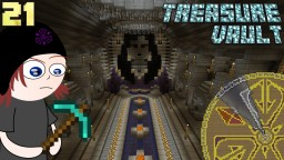 Treasure Vault Minecraft Map & Project